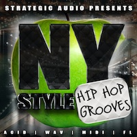 Ny Style Hip Hop Grooves product image