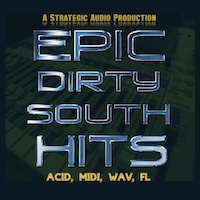 Epic Dirty South Hits product image