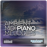 Ambient MIDI Piano Melodies product image