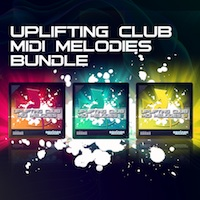Uplifting Club Melodies Bundle (Vol.1-3) product image