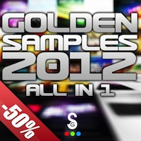 Golden Samples 2012 All-In-1 product image