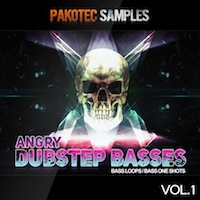 Angry Dubstep Basses Vol.1 product image