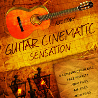 Guitar - Cinematic Sensation product image