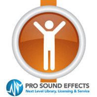 Human Sound Effects - Young Children Voice Clips product image