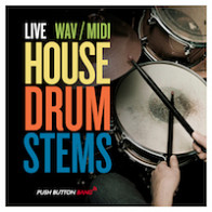 Live House Drum Stems product image