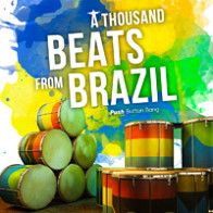 A Thousand Beats from Brazil product image