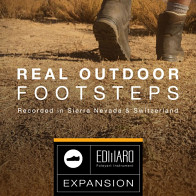 Real Outdoor Footsteps: EFI Expansion product image