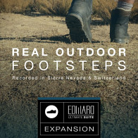 Real Outdoor Footsteps: EUS Expansion product image