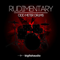 Rudimentary: Odd Meter Drums product image