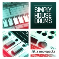 Simply House Drums product image