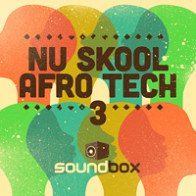 Nu Skool Afro Tech 3 product image