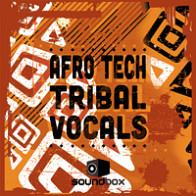 Afro Tech Tribal Vocals product image