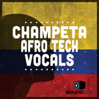Champeta Afro Tech Vocals product image