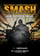 SMASH: Indie Pop Rock Drums Vol.1 product image
