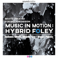 Music In Motion: Hybrid Foley product image