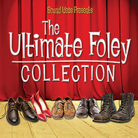 Ultimate Foley Collection product image
