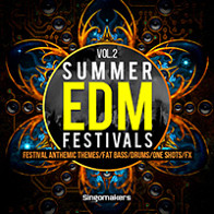 Summer EDM Festivals Vol.2 product image