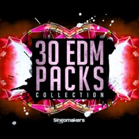 30 EDM Packs Collection product image