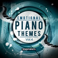 Emotional Piano Themes Vol.4 product image