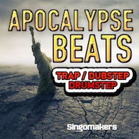 Apocalypse Beats - Trap Dubstep Drumstep product image
