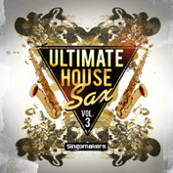 Ultimate House Sax Vol.3 product image