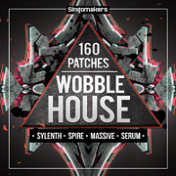 160 Wobble House Patches product image