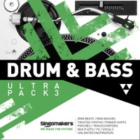 Drum & Bass Ultra Pack 3 product image
