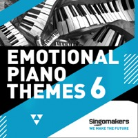 Emotional Piano Themes Vol.6 product image