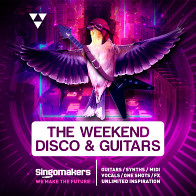 The Weekend Disco & Guitars product image