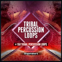 Tribal Percussion Loops product image