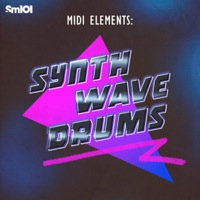MIDI Elements: Synthwave Drums product image