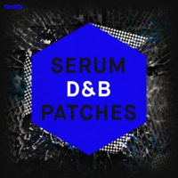 Serum D&B Patches product image