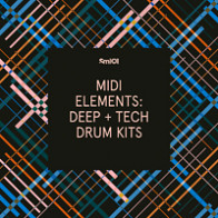 Deep and Tech Drum Kits product image