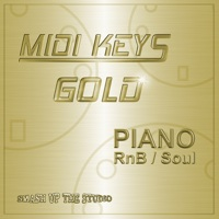 MIDI Keys Gold: Piano RnB/Soul product image