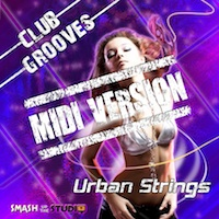 Urban Strings: MIDI Version product image