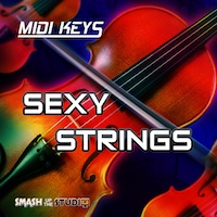 MIDI Keys: Sexy Strings product image