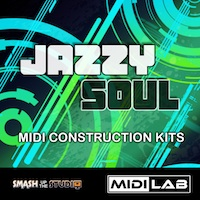 MIDI Lab: Jazzy Soul product image