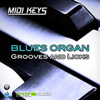 MIDI Keys: Blues Organ product image