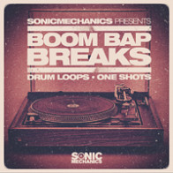 Boom Bap Breaks product image