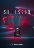 Succession: Raw Hip Hop product image