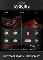 Muted Guitar & Harmonics product image