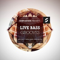 Live Bass Grooves product image
