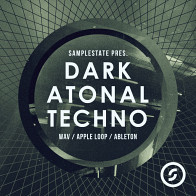 Dark Atonal Techno product image