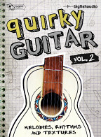 Quirky Guitars vol. 2 product image
