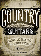 Country Guitars Country Loops