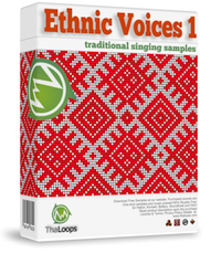 Ethnic Voices 1 product image