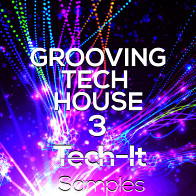 Grooving Tech-House 3 Tech House Loops