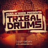 Musa M'Boob Presents - Tribal Drums product image