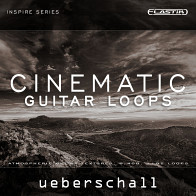 Cinematic Guitar Loops product image