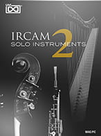 IRCAM Solo Instruments 2 product image